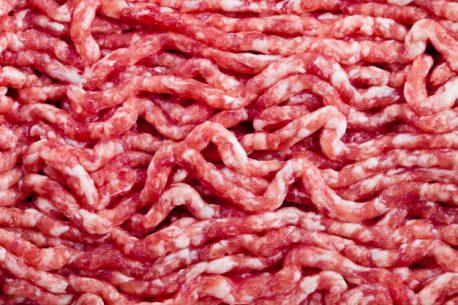 carne picada fresca vacuno